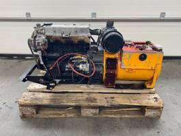 Generator Mitsubishi S4L 15 kVA generatorset 2005