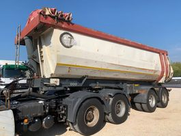 Kipper Auflieger Cargotrailers 47T 2004