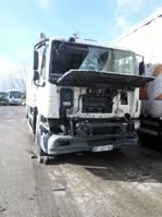 garbage truck DAF CF75 2011