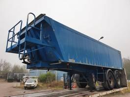 tipper semi trailer Kaiser Steel/Alu. - 30m3 2000