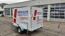 closed box car trailer Other KO1800R, Seilwinde, Solar, Rampe,.. 2020