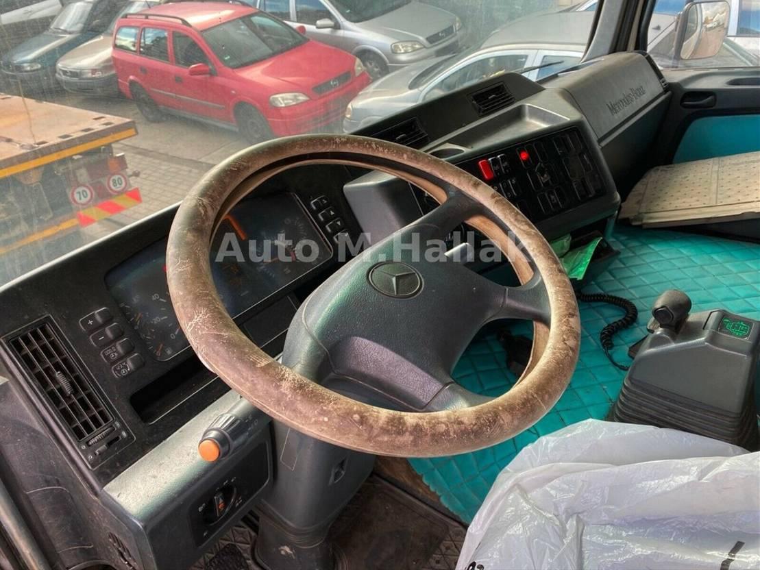 LKW Kipper > 7.5 t Mercedes-Benz Actros 2548 L MPI 6x2 Kipper Euro 3 2002