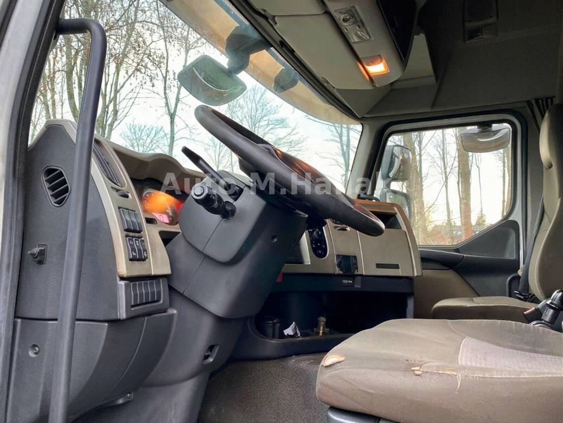 Pritsche / Plane LKW Renault Premium 460 DXi 4x2 Pritsche mit Tandem Anänger 2011