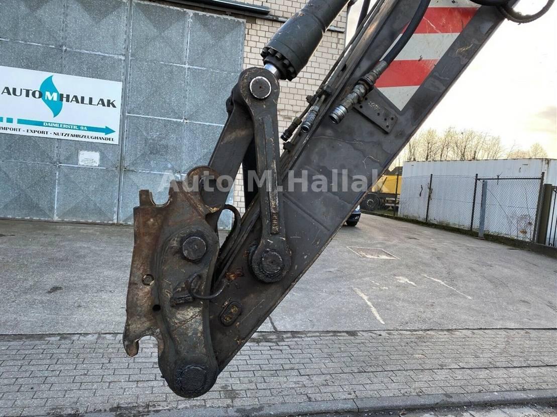 Raupenbagger Volvo EW160 B Schnellwechsler / Schlid 2004