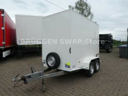 other car trailers Other BAOS Kofferaufbau Tandemachse 2500kg 2008