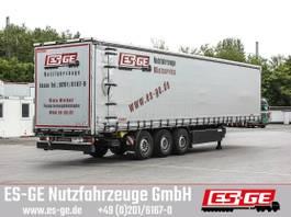 tilt semi trailer Kögel 3-Achs-Cargo-Pritschensattelanhänger 2018