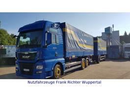 Wechselbrücken-LKW MAN 26.480,TGX ,E6,AT Motor141Tkm sofort Miete 2014