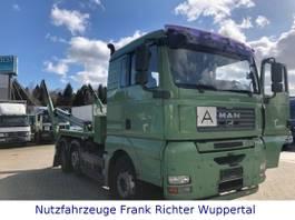 container truck MAN TGA 26.480 ,Meiler Miete möglich org 379Tkm1Hd. 2007
