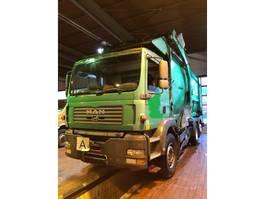 garbage truck MAN TGA 26.360 Überkopflader 1 Hd Dfzg. 2003