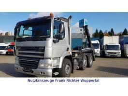 Container-LKW DAF CF 410 ,Gergen Tele,360TKM, Funkfernbedienung,uvm 2011