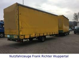 tilt trailer Ackermann Z-SPA,Tandemanhängerlänge,7m Aufbaulänge Top 2003