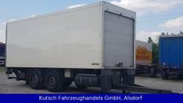 refrigerated trailer ROHR Tiefkühl/Lbw, durchladbar, Carrier 2010
