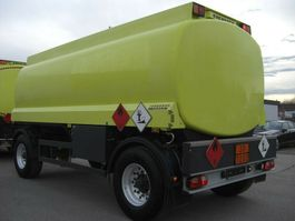 tank trailer ROHR ANH-A-K 19,5 2010