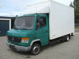 closed lcv Mercedes-Benz Vario 512D Orginal KM 1997