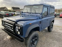 suv car Land Rover Defender 90 SW 1997