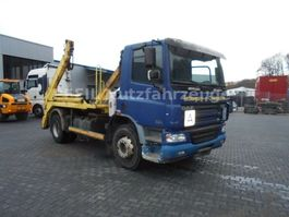 Container-LKW DAF CF 75.360 Absetzkipper Meiller AK 12 MT-- MANUAL 2004