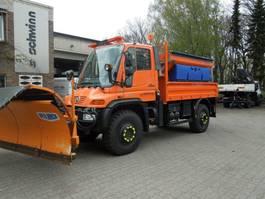 other trucks Unimog U500 mit Winterdienstgerät *AKTIONSPREIS* 2006