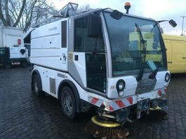 Kehrmaschine LKW Other Bucher Schörling CityCat 5000 Kehrmaschine Euro5 2011