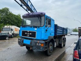anderer LKW MAN 33.414 /26.27. tipper 6x6.Manual.Full Steel.Intop 1999