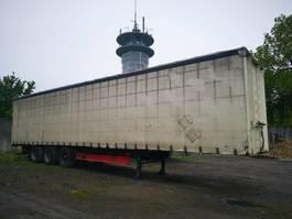 Pritsche / Plane Auflieger Dinkel DSAPP 39000 Superleichtbauweise/Mitnahmestapler 2010