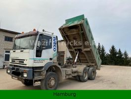 anderer LKW Iveco 260E37/34 Tipper 6x6.Manual.Full Steel.Typ 370 1994