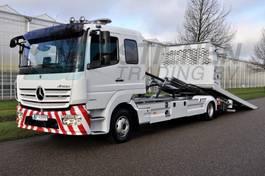 camión remolcador Mercedes-Benz Atego 1224 EUROTECHNIK Bergingsvoertuig - Recovery truck -  Bergungsfahrzeug - Dépanneuse 2020