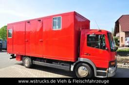Pferdetransporter-LKW Mercedes-Benz 1224 EURO. 3 2004