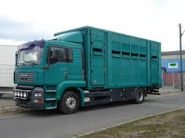 Pferdetransporter-LKW MAN TGA 18.310 FG / LL 2003