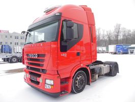 cab over engine Iveco Stralis AS 440 S 46, LowDeck, EEV, 460 PS 2012