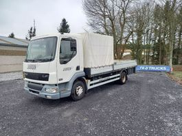 drop side truck DAF lf45.180 very good condition!