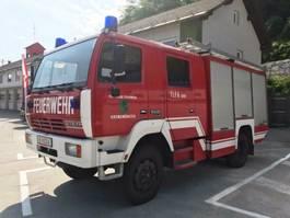 other trucks Steyr 13S23 4x4 Feuerwehr 2000 liter Fire 1992