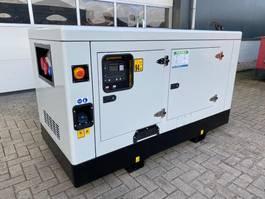 Generator Himoinsa Yanmar Mecc Alte Spa 35 kVA Stage 3 A Supersilent generatorset New ! 2020