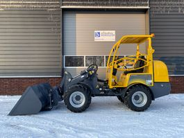 wheel loader Eurotrac W12 Si minishovel / kniklader NIEUW 2021