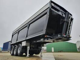 tipper semi trailer GS Meppel O-170-2700 K  -  NIEUW