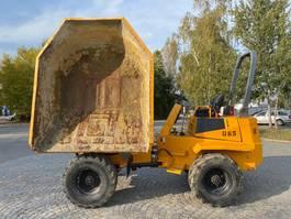 Radkipper-LKW Thwaites dumper dempr 2002