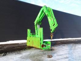 Other truck part Hiab R330 F4 ROLLER CRANE / 11.4 MTR + ROTATOR / HATZ DIESEL 2003