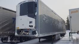 Kühlauflieger Schmitz Cargobull Semitrailer Reefer Multitemp Hydr. laadklep 2013
