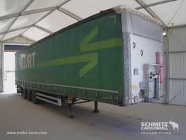 mega-volume semi trailer Schmitz Cargobull Varios Semiremolque Lona Varios 2015