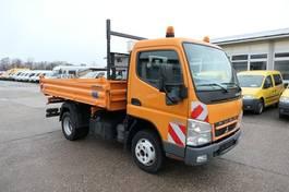 tipper truck > 7.5 t Mitsubishi Fuso Canter KLIMA AHK Meiler 2010