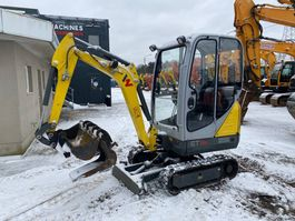 mini digger crawler WACKER NEUSON ET16 2019