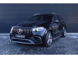 suv car Mercedes-Benz GLE-klasse 63 S AMG 4MATIC+ Premium Plus 2021 - Alcantara stuurwiel - Carbon 2021