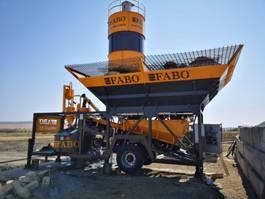 Betonmischanlage FABO 30 m3/h MOBILE CONCRETE PLANT EASY TRANSPORT FABO MINIMIX Mobile 2020