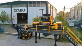 crusher FABO VSI-900 VERTICAL SHAFT IMPACT CRUSHER | SAND MACHINE 300 TPH Stationary 2020
