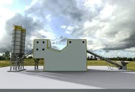 Betonmischanlage FABO TURBOMIX 120 NEW DESIGN MOBILE CONCRETE BATCHING PLANT Mobile 2020