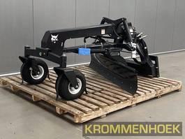 bremsgelenkter Raupenlader Bobcat Grader 248 cm | NEW 2021
