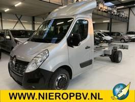 drop side lcv Renault master l4 chas cab airco navi 165pk nieuw 2020
