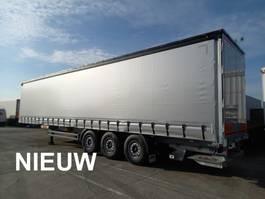 sliding curtain semi trailer A&D Schuifzeiloplegger A&D - stock topper - direct leverbaar 2020