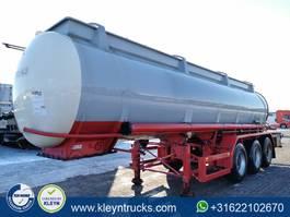 Tankauflieger Vocol DT-30 22500 liter 1995