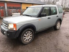 suv car Land Rover Discovery 3 4*2
