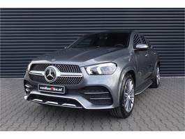 suv car Mercedes-Benz GLE-klasse Coupé 350 e 4MATIC Premium Plus AMG in + exterieur Plug-in hybride benzine 2021